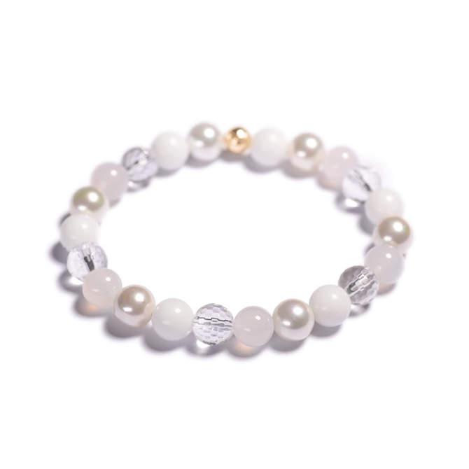 Damsky-koralkovy-naramek-bily-porcelan-shell-perly-fasetovany-kristal-mlecny-achat-zlato-a.jpg
