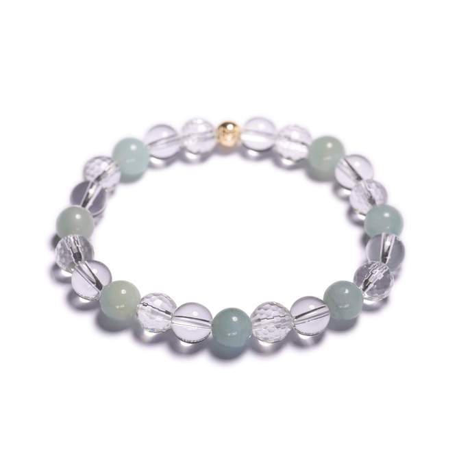 Damsky-koralkovy-naramek-ciry-kristal-zeleny-amazonit-zlato-a.jpg
