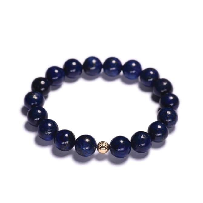 Pansky-koralkovy-naramek-10mm-modry-lapis-lazuli-zlato-b.jpg