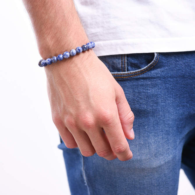 Pansky-koralkovy-naramek-modry-jaspis-bile-zlato-ruka.JPG