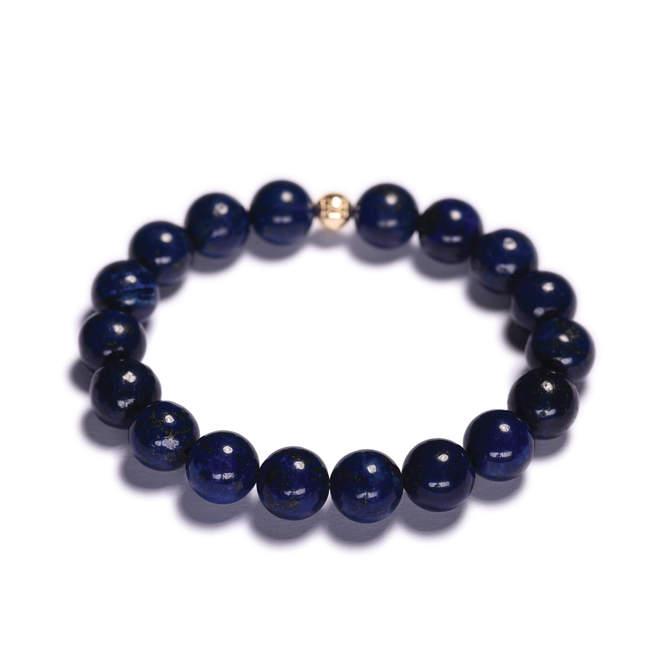 Pansky-koralkovy-naramek-10mm-modry-lapis-lazuli-zlato-a.jpg