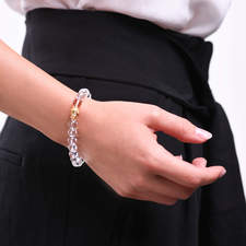 Damsky-koralkovy-naramek-ciry-kristal-Buddha-zlato-ruka.jpg