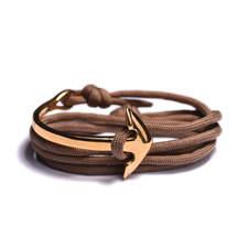 Naramek-s-kotvou-hnedy-namornicky-provazek-kotva-zlato.JPG